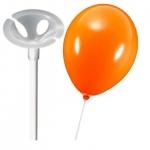 Шары на палочке, наборы воздушных шаров, аксессуары для шаров (грузы, насосы)