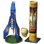 Ракеты, минометы и фейерверочные шары