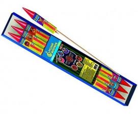 Ассорти (набор из 6 ракет)