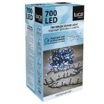"""Гирлянда """"Snake light"""" холодный свет 700 LED_0"""