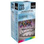 """Гирлянда """"Snake light"""" мультиколор 700 LED_0"""