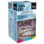 """Гирлянда """"Snake light"""" мультиколор 1000 LED_0"""