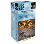 """Гирлянда """"Snake light"""" теплый белый свет 700 LED_0"""