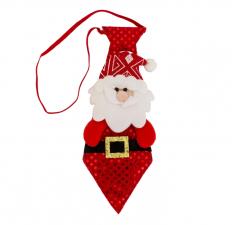 Галстук «Дед Мороз»