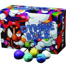 """Дымные шарики """"Dymne klue"""" (упаковка из 6 шт. ассорти)"""