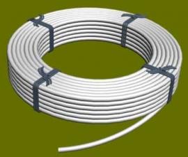 Огнепроводный шнур (Time fuse) в пластиковой оболочке (бухта 50 м)