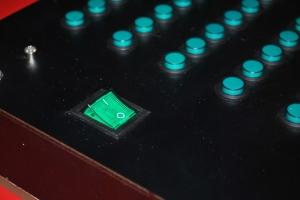 """Пульт управления исполнительными модулями-терминалами 80 каналов 1 Вт/433 МГц (тип """"EBYTE"""")"""
