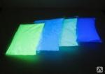 """Флоуресцентный пигмент """"УФ-СИНИЙ"""" для окраски металлических поверхностей (упаковка 100 грамм)_3"""