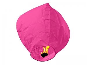 """Небесный фонарик 105 см """"Бриллиант розовый"""""""