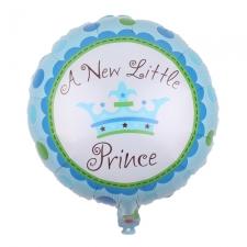 """Шар фольгированный 18"""" круг """"Маленький принц"""""""