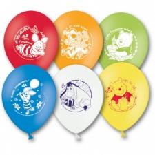 """Набор шаров 12"""" """"Disey С днем рожденья Винни"""" (упаковка из 5 шаров)"""