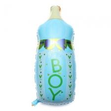 """Шар фольгированный 30"""" «Бутылка для мальчика»"""