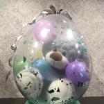 Упаковка подарков в шар_1