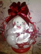 Упаковка подарков в шар