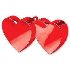 Груз для шаров «Два сердца»